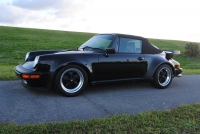 1987 Porsche 911 M491 Turbo Look Convertiblle